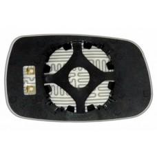 Элемент зеркала CHERY Amulet 2005-н вр левый асферический с обогревом 15100506