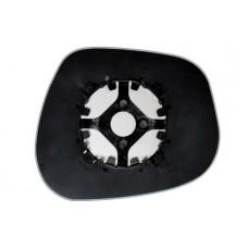 Элемент зеркала CHERY Tiggo 5 2014-н вр левый асферический без обогрева 15201401