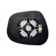 Элемент зеркала CHERY Tiggo 5 2014-н вр правый сферический с обогревом 15201409