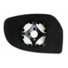 Элемент зеркала CHERY Kimo 2007-н вр правый сферический без обогрева 15251104