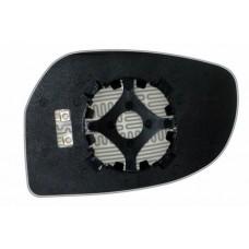 Элемент зеркала CHERY Kimo 2007-н вр левый асферический с обогревом 15251106