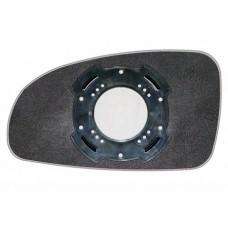 Элемент зеркала CHEVROLET Aveo I Type A 2003-н вр правый сферический без обогрева 16110004