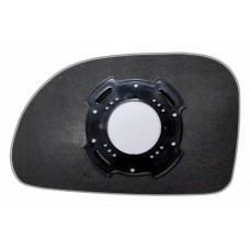 Элемент зеркала CHEVROLET Tacuma 2005-н вр правый сферический без обогрева 16630504