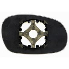 Элемент зеркала DAEWOO Chance 2007-н вр левый асферический без обогрева 21150701
