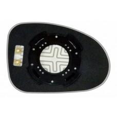 Элемент зеркала DAEWOO Matiz 1998-н вр левый асферический с обогревом 21239806