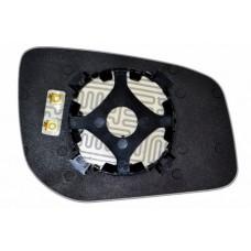Элемент зеркала DONGFENG S30 2014-н вр левый асферический с обогревом 23331406