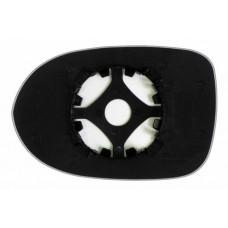 Элемент зеркала DODGE Caliber 2009-н вр правый асферический без обогрева 24110905