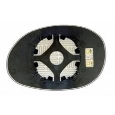Элемент зеркала DODGE Neon Coupe 1996-н вр правый сферический с обогревом 24209609