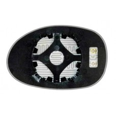 Элемент зеркала DODGE Stratus I 1995-н вр правый асферический с обогревом 24309500