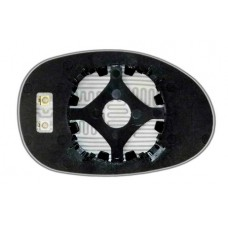 Элемент зеркала DODGE Stratus I 1995-н вр левый асферический с обогревом 24309506