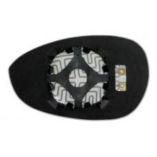 Элемент зеркала FIAT Nuova 500 2007-н вр правый асферический с обогревом 27440700