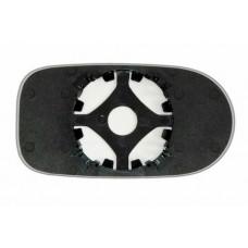 Элемент зеркала FIAT Strada 2004-н вр левоправый сферический без обогрева 27550431