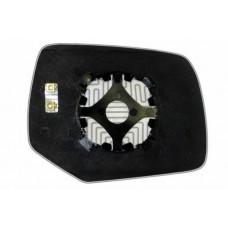 Элемент зеркала FORD Escape II 2010-н вр левый асферический с обогревом 28201006