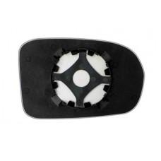 Элемент зеркала HONDA Civic VII 2001-н вр левый асферический без обогрева 36200101