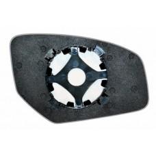Элемент зеркала HONDA Civic Type R IX 2015-н вр левый сферический без обогрева 36201503