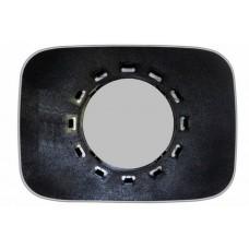 Элемент зеркала HUMMER H2 2002-н вр левоправый сферический без обогрева 37050231