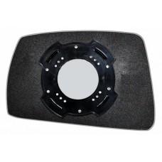Элемент зеркала HYUNDAI Coupe II 2001-н вр правый сферический без обогрева 39130404