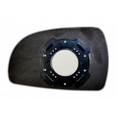Элемент зеркала HYUNDAI Matrix 2001-н вр правый сферический без обогрева 39170204