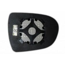 Элемент зеркала HYUNDAI i40 2011-н вр левый асферический с обогревом 39251106