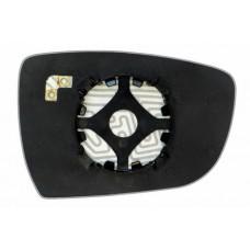 Элемент зеркала HYUNDAI Sonata VI YF 2010-н вр левый сферический с обогревом 39301108