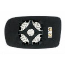 Элемент зеркала HYUNDAI Genesis Coupe 2012-н вр правый асферический с обогревом 39881200