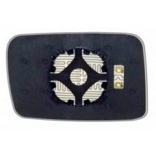 Элемент зеркала JEEP Commander 2005-н вр правый сферический с обогревом 48350509