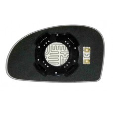 Элемент зеркала KIA Cerato I 2004-н вр правый асферический с обогревом 50120400