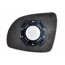 Элемент зеркала KIA Picanto I 2008-н вр правый сферический без обогрева 50150804