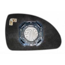 Элемент зеркала KIA Ceed I 2006-н вр левый асферический с обогревом 50180806