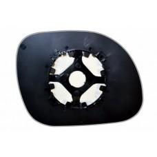 Элемент зеркала KIA Soul 2014-н вр левый асферический без обогрева 50231401
