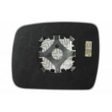 Элемент зеркала LAND ROVER Range Rover Sport I 2009-н вр правый сферический с обогревом 54350909