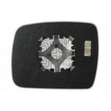 Элемент зеркала LAND ROVER Range Rover Sport I 2009-н вр правый асферический голубой с обогревом 54350910