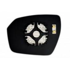 Элемент зеркала LAND ROVER Range Rover Evoque 2011-н вр правый сферический с обогревом 54351109