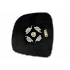 Элемент зеркала MERCEDES Vito (W639) 2003-н вр правый асферический с обогревом 63330400