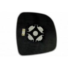 Элемент зеркала MERCEDES Vito (W639) 2003-н вр левый асферический с обогревом 63330406