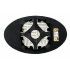 Элемент зеркала MINI Cooper I 2001-н вр правый асферический с обогревом 64330100