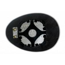 Элемент зеркала MINI Cooper II 2006-н вр правый асферический с обогревом 64330600