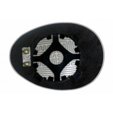 Элемент зеркала MINI Cooper II 2006-н вр правый сферический с обогревом 64330609