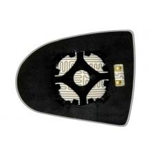 Элемент зеркала MITSUBISHI Colt VII 2004-н вр правый асферический с обогревом 68120400