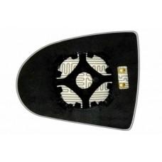 Элемент зеркала MITSUBISHI Colt VII 2004-н вр правый сферический с обогревом 68120409