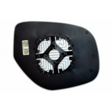 Элемент зеркала MITSUBISHI Outlander III 2012-н вр левый асферический с обогревом 68501206