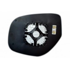 Элемент зеркала MITSUBISHI Outlander III 2012-н вр правый сферический с обогревом 68501209
