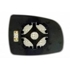 Элемент зеркала NISSAN Note 2005-н вр левый асферический с обогревом 69330606