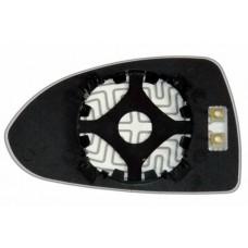 Элемент зеркала OPEL Corsa D 2006-н вр правый асферический с обогревом 70330600