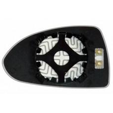 Элемент зеркала OPEL Corsa D 2006-н вр правый сферический с обогревом 70330609