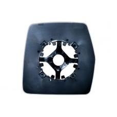 Элемент зеркала PEUGEOT Expert 1996-н вр правый сферический без обогрева 72609604