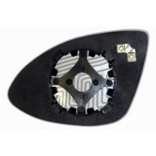 Элемент зеркала PORSCHE Cayenne 2011-н вр правый сферический с обогревом 75551109