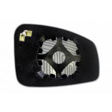 Элемент зеркала RENAULT Megane Grandtour III 2009-н вр левый асферический с обогревом 76400906