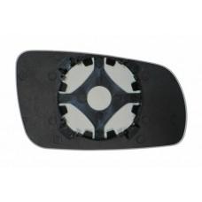 Элемент зеркала SEAT Arosa 1997-н вр левый асферический без обогрева 83209701