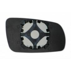 Элемент зеркала SEAT Arosa 1997-н вр левый сферический без обогрева 83209703